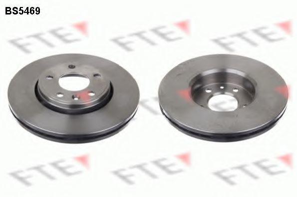 Тормозной диск FTE BS5469