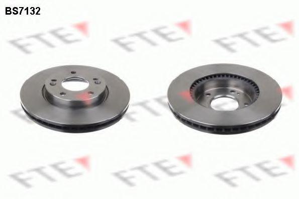 Тормозной диск FTE BS7132