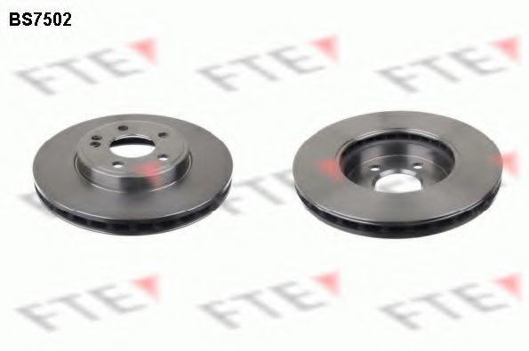 Тормозной диск FTE BS7502