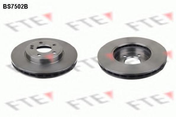 Тормозной диск FTE BS7502B
