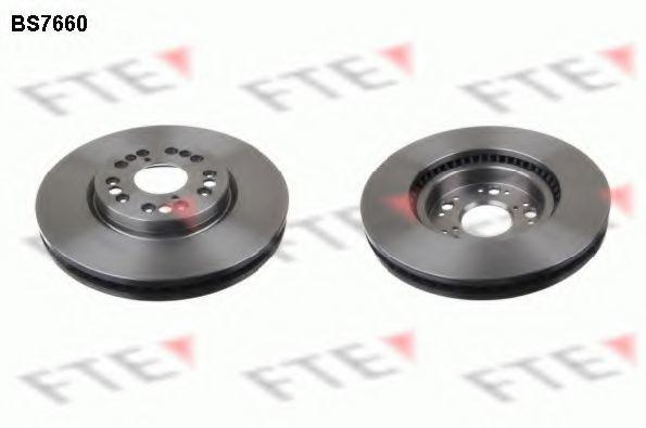 Тормозной диск FTE BS7660