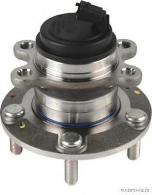 Комплект подшипника ступицы колеса JAKOPARTS J4700524