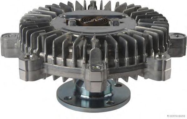 Сцепление, вентилятор радиатора JAKOPARTS J1525002