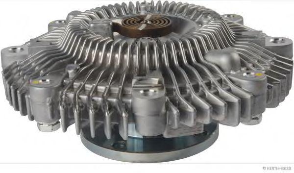Сцепление, вентилятор радиатора JAKOPARTS J1529000