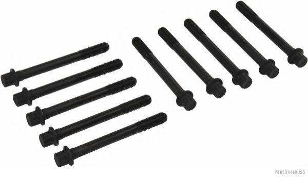 Комплект болтов головки цилидра JAKOPARTS J1280315