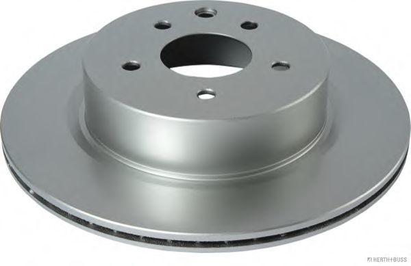 Тормозной диск JAKOPARTS J3311001