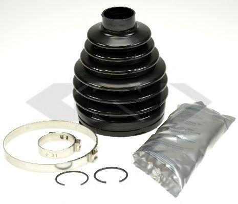 Комплект пылника, приводной вал LOEBRO 304887