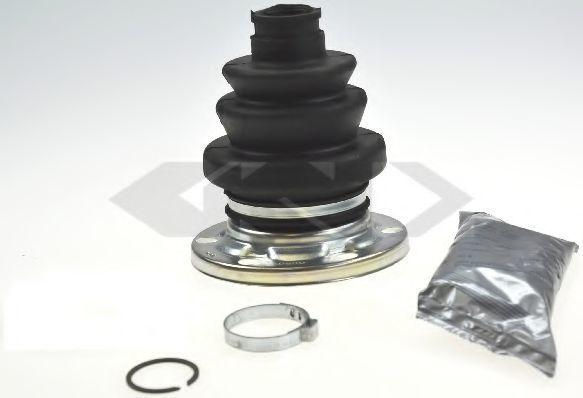 Комплект пылника, приводной вал LOEBRO 300518