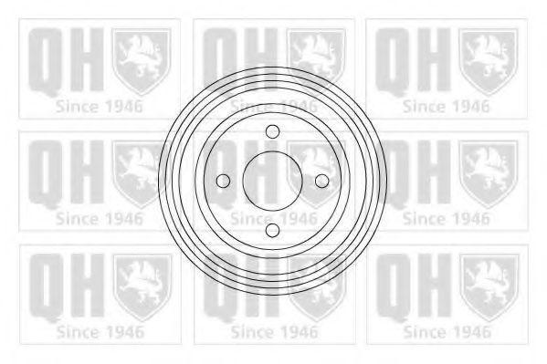 Тормозной барабан QUINTON HAZELL BDR120