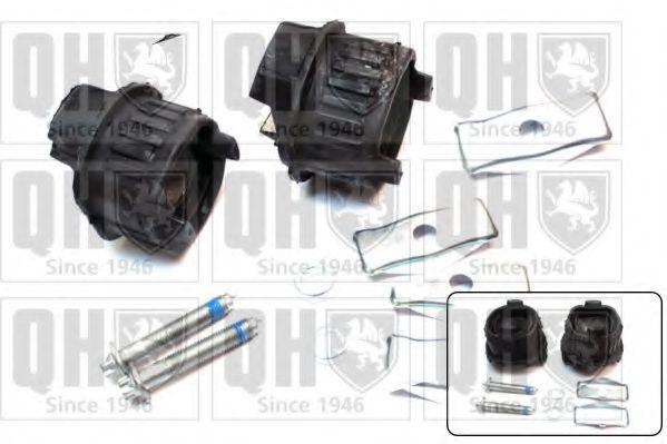 Ремкомплект, поперечный рычаг подвески QUINTON HAZELL EMS2492