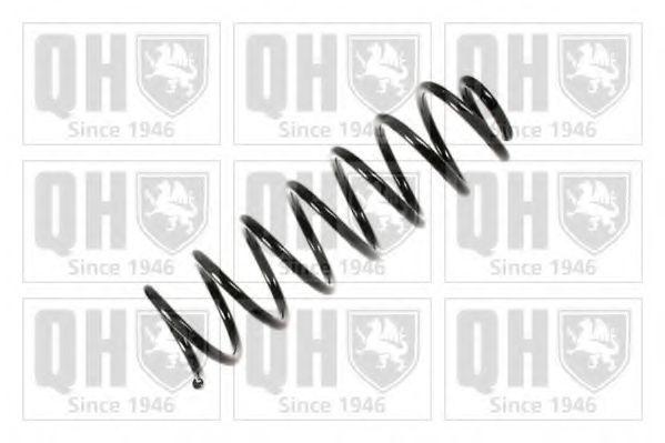 Пружина ходовой части QUINTON HAZELL QCS5039