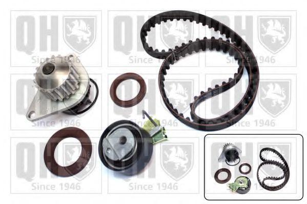 Водяной насос + комплект зубчатого ремня QUINTON HAZELL QBPK5770