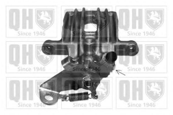 Тормозной суппорт QUINTON HAZELL QBS1043