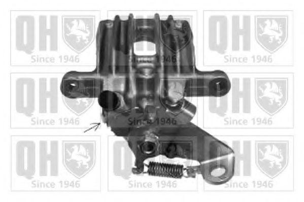 Тормозной суппорт QUINTON HAZELL QBS1044