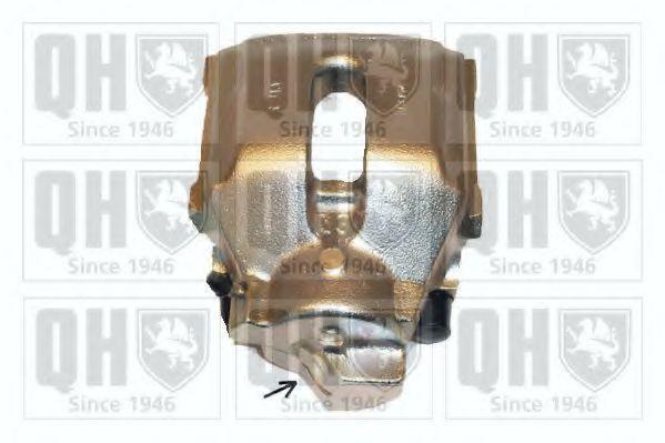 Тормозной суппорт QUINTON HAZELL QBS1286