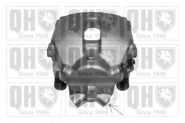 Тормозной суппорт QUINTON HAZELL QBS1297