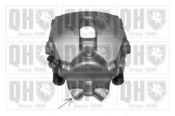 Тормозной суппорт QUINTON HAZELL QBS1298