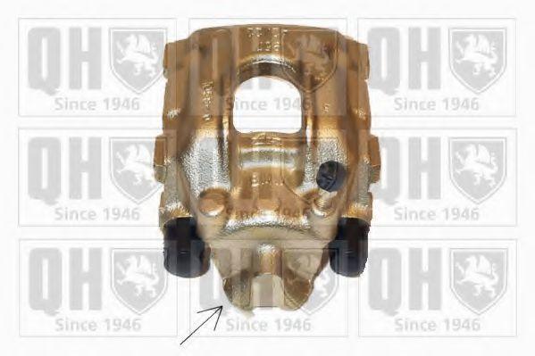 Тормозной суппорт QUINTON HAZELL QBS1299