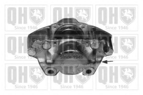 Тормозной суппорт QUINTON HAZELL QBS1643