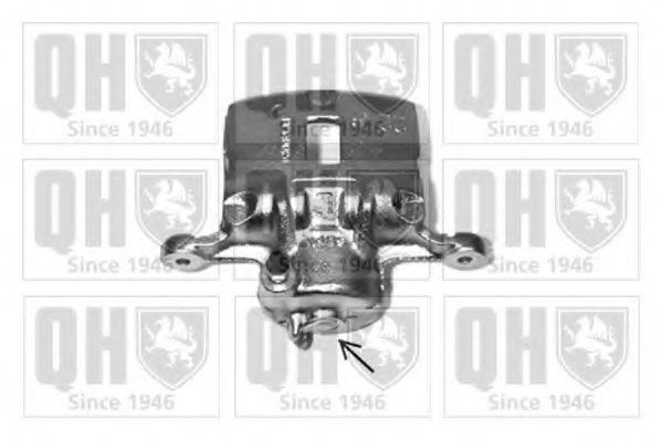 Тормозной суппорт QUINTON HAZELL QBS2019