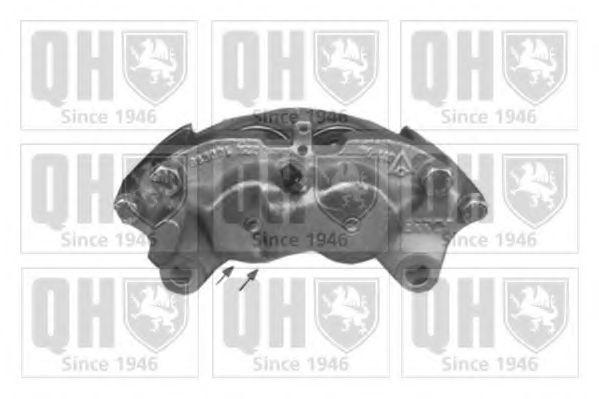Тормозной суппорт QUINTON HAZELL QBS2665