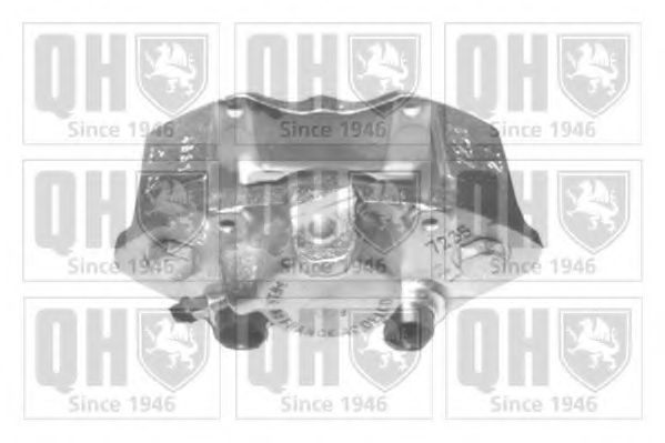Тормозной суппорт QUINTON HAZELL QBS3125