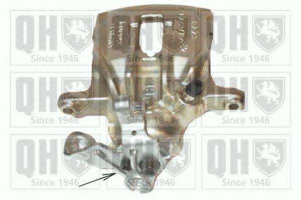Тормозной суппорт QUINTON HAZELL QBS4383