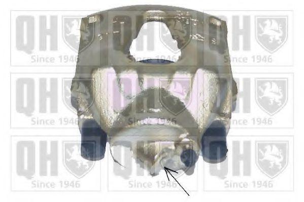 Тормозной суппорт QUINTON HAZELL QBS4722