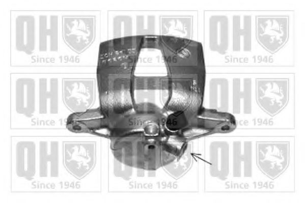 Тормозной суппорт QUINTON HAZELL QBS5106
