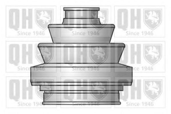 Комплект пылника, приводной вал QUINTON HAZELL QJB595