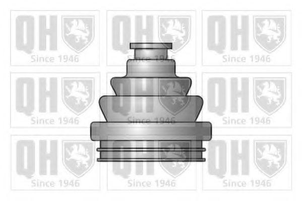 Комплект пылника, приводной вал QUINTON HAZELL QJB798