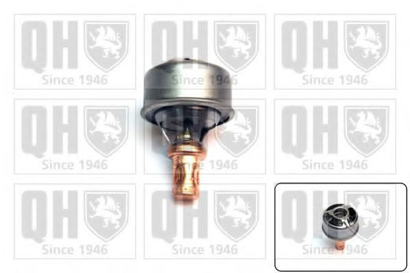 Термостат, охлаждающая жидкость QUINTON HAZELL QTH114K