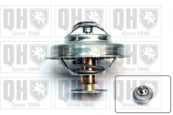 Термостат, охлаждающая жидкость QUINTON HAZELL QTH326
