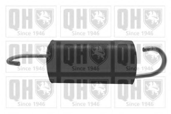 Монтажный комплект, натяжн./паразитн.ролик (зубчатый ремень) QUINTON HAZELL QTT1161FK