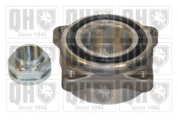 Комплект подшипника ступицы колеса QUINTON HAZELL QWB1056
