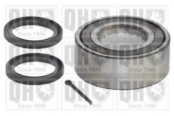 Комплект подшипника ступицы колеса QUINTON HAZELL QWB227