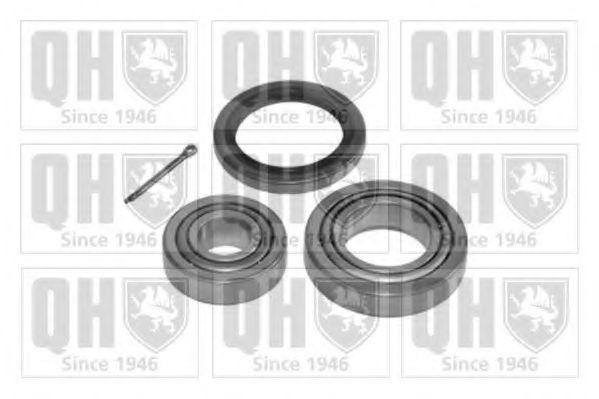 Комплект подшипника ступицы колеса QUINTON HAZELL QWB695
