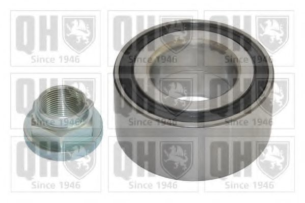 Комплект подшипника ступицы колеса QUINTON HAZELL QWB802