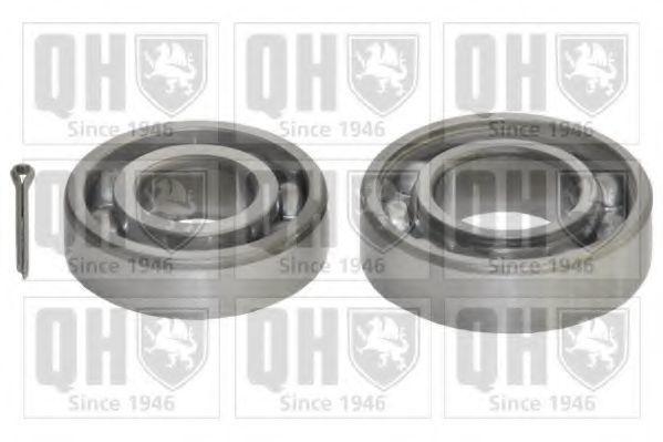 Комплект подшипника ступицы колеса QUINTON HAZELL QWB972