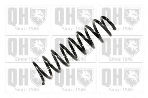 Пружина ходовой части QUINTON HAZELL QCS6164