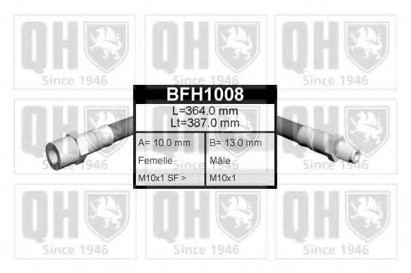 Тормозной шланг QUINTON HAZELL BFH1008