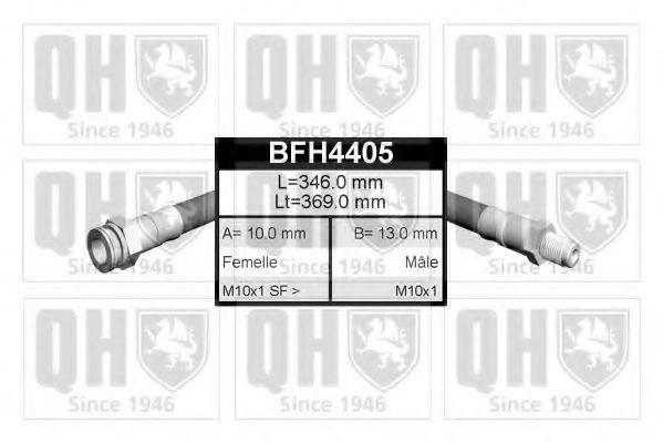 Тормозной шланг QUINTON HAZELL BFH4405