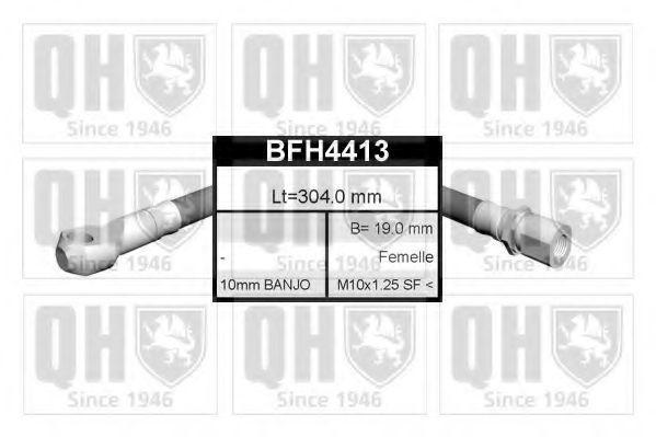 Тормозной шланг QUINTON HAZELL BFH4413