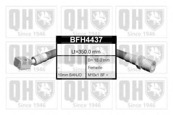 Тормозной шланг QUINTON HAZELL BFH4437
