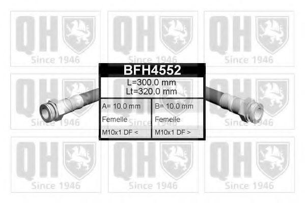Тормозной шланг QUINTON HAZELL BFH4552
