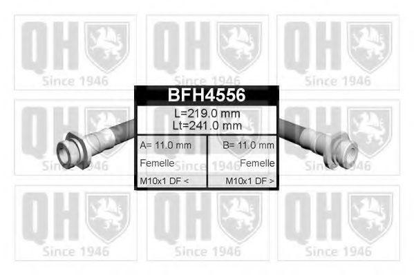 Тормозной шланг QUINTON HAZELL BFH4556