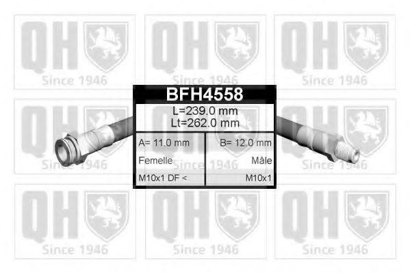 Тормозной шланг QUINTON HAZELL BFH4558