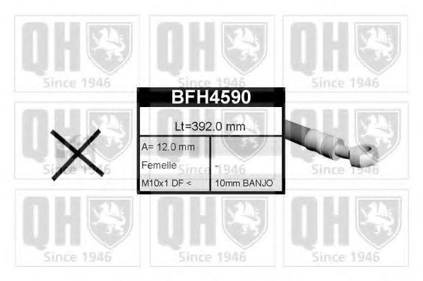 Тормозной шланг QUINTON HAZELL BFH4590