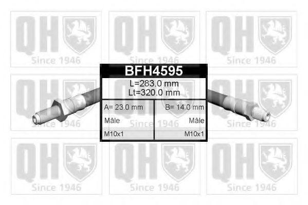 Тормозной шланг QUINTON HAZELL BFH4595