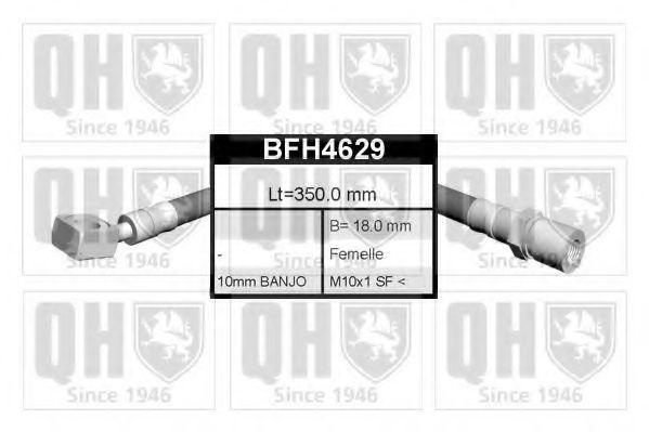 Шланг тормозной QUINTON HAZELL BFH4629